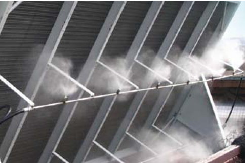 Dry cooler adiabatico 2