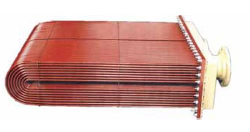 Intercambiadores industriales de calor